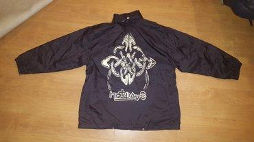 Crna jakna vel. 170 - kao nova - Prokuplje