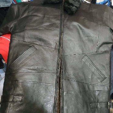 стирающая кожаная куртка в Кыргызстан: Кожаная куртка