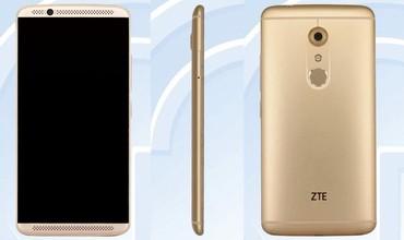 ZTE в Кыргызстан: Отличный, очень мощный аппарат.ТЕЛОРазмеры151,7 х 75 х 7,9 мм (5,97 х