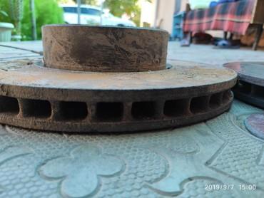 диски на бмв х5 в Кыргызстан: Продаю на БМВ е39 или Х5 от 3.0 кубового тормозной диск остался 1 шт