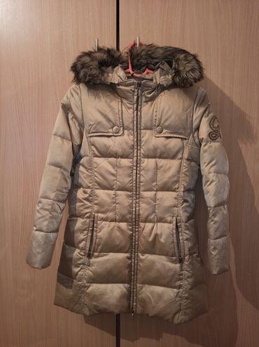 Фирменная детская куртка (10 лет)  geox Made in Italy