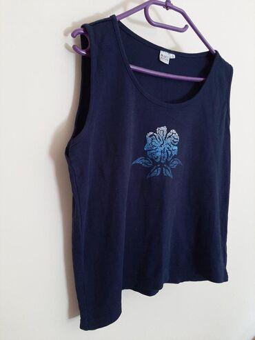 Bluemotion majica sa cvetom. Vel jači S