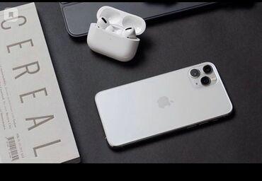 Iphone 11 Pro - 64 gb Цена: 65000 сомов окончательно 100% Ёмкость ---