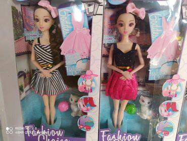 спа для рук в Кыргызстан: Кукла очень красивая с длинными волосами руки ноги двигаются!