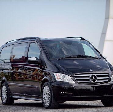 Dəfn mərasimlərinin təşkili üçün yüksek seviyyəli Mercedes viano
