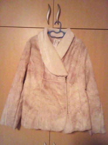 Novo!!! Ženska jesen-zima jakna br.46, od poliestera, kupljena u
