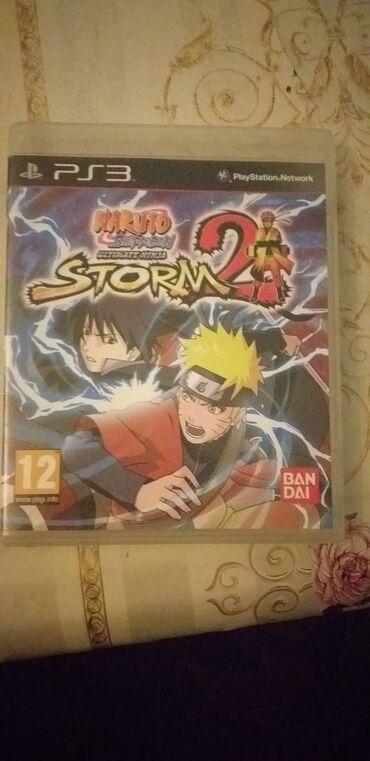 sony dcr vx2100e в Азербайджан: Ps3 ucun oyunlar BARTER VAR!!Naruto storm 2Fight nightGrand tourism 5