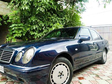 Транспорт - Дачное (ГЭС-5): Mercedes-Benz 230 2.3 л. 1995 | 265000 км