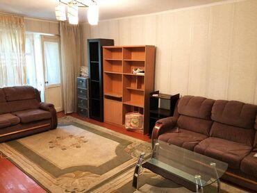 Продажа квартир - Бишкек: 2 комнаты, 40 кв. м Бронированные двери, Неугловая квартира, Сквозная планировка