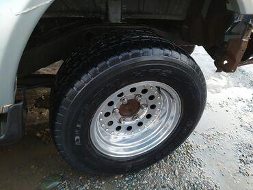 диски на внедорожник в Кыргызстан: Диски с шинами внедорожник американские 6.137.9 на джип,на Паджеро