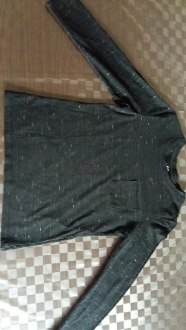 Majica na kragnu - Srbija: H&M majica za decake vel. 134/140,polovna i ocuvana,organski pamuk