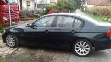 Manuel - Srbija: BMW 318 2 l. 2006   210568 km