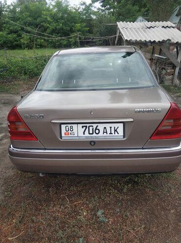 Транспорт - Кочкор-Ата: Mercedes-Benz SL-Class 2 л. 1995 | 200 км