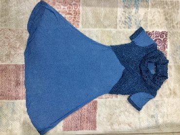 трикотажные платья турция в Кыргызстан: Платье Коктейльное Склад M