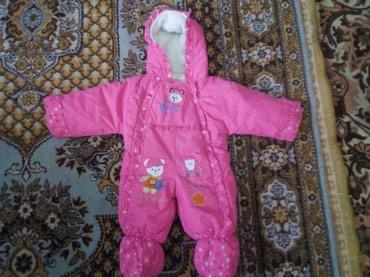 Продам 2 детски х комбинезона. почти в Бишкек