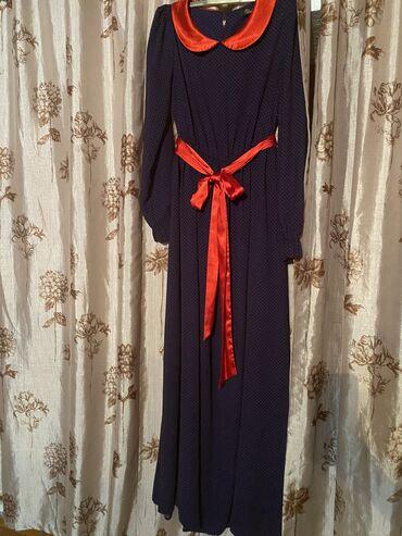 Продаю Турецкое шифоновое платье в хорошем состоянии. Резинка на поясе
