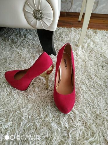синие туфли на каблуках в Кыргызстан: Продается туфли на высоких каблуках носила 1 раз