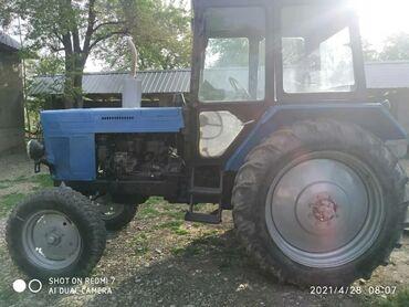 передний мост мтз 80 цена бу в Кыргызстан: Продаю или меняю Трактор МТЗ 80 большая кабинастартер, плуг 4-х