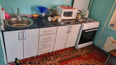 квартира с оптимальной геолокацией! продам 2 ком квартиру в 12 мкр,53 в Бишкек