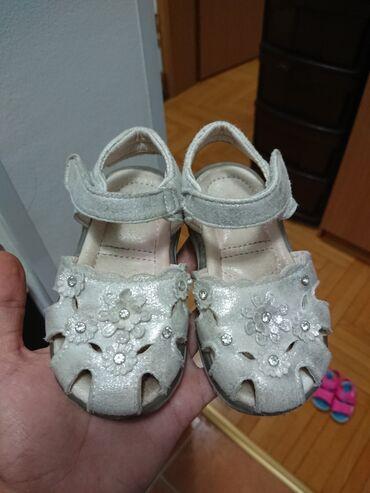 Dečija odeća i obuća - Crvenka: Sandalice za devojcice broj 23