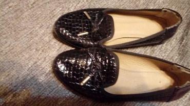 Обувь на девочку. Туфли черн отл кач на в Novopokrovka