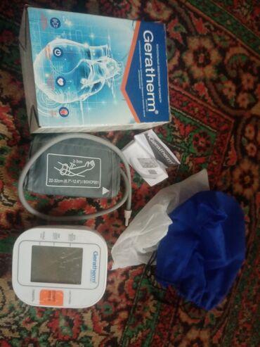 Тонометры - Кыргызстан: Электронный тонометр.Настольный измеритель артериального давления и