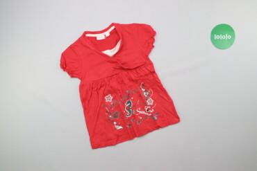 Топы и рубашки - Новый - Киев: Дитяча футболка з принтом Berti, зріст 104 см    Довжина: 44 см Ширина