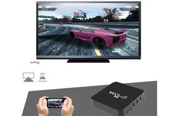 qoşma - Azərbaycan: Smart Box MXQPro 4GB/32GB - 85 AZNBütün növ televizorlara qoşulması