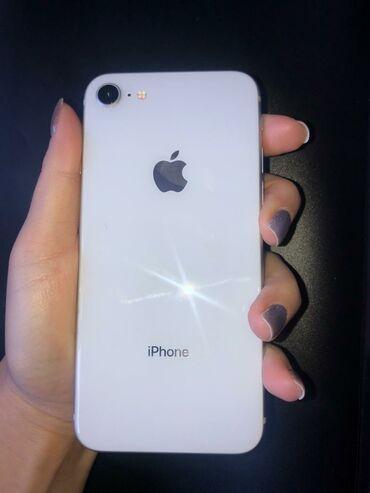 виза корея в Кыргызстан: Б/У iPhone 8 256 ГБ Белый