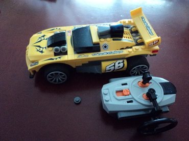 Lego 8183 Racers Track Turbo RC Used 100% complete with original σε North & East Suburbs