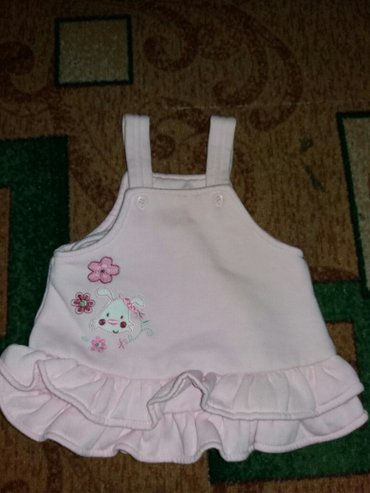 Детские вещи на 10 мес-1 годик,всё за 250 в Бишкек - фото 7