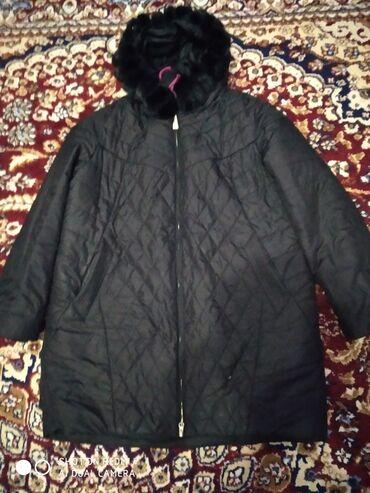 Продаю куртку оригинал для женщин вротник натуральный Соболь размер 54