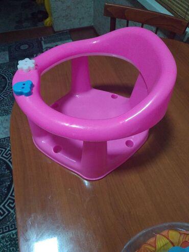 Вещи для купания малышей. Креслокруг, козырек, сетка гамак на