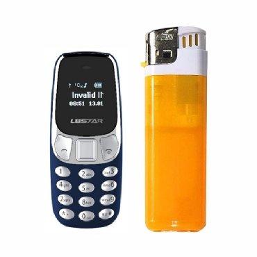 Mobilni-telefon - Srbija: Mini mobilni telefon - BM 10- Mobilni telefon malih dimenzija- Potpuno