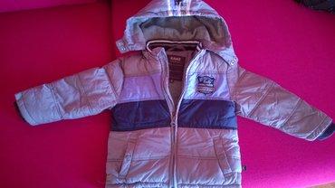 Za decu - Lajkovac: Kanz jakna za decaka vel. 86