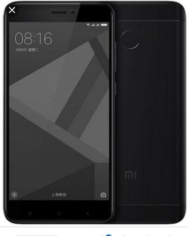 Мобильные телефоны и аксессуары в Семеновка: Б/у Xiaomi Redmi 4X 16 ГБ Черный