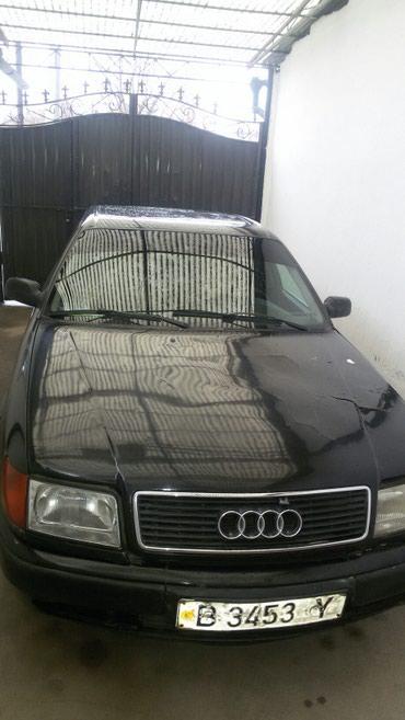 Audi в Кок-Ой: Audi S4 1991