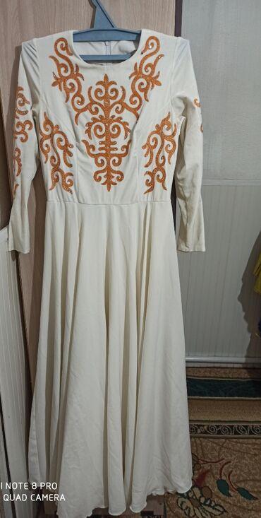 Индивидуальный пошив платье на кыз узатту. Размер 46 48. Сшила за 8500