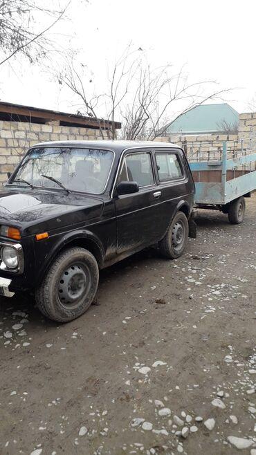 niva tekeri satilir - Azərbaycan: VAZ (LADA) 4x4 Niva 1.6 l. 1992