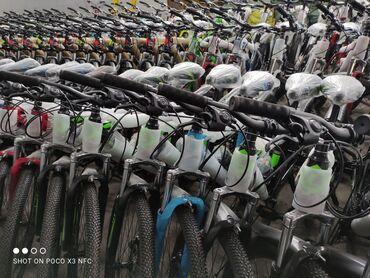 Велосипеды - Кыргызстан: Продаю велосипеды оптом и в розницу. Цены от 8 тыс. до 15 тыс. Есть с
