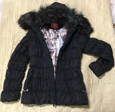 Женская зимняя куртка. Тёплая. Размер 42-44