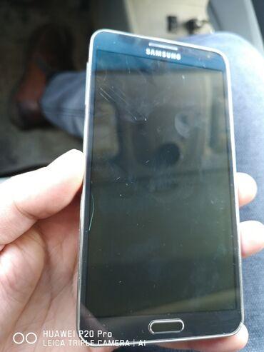 Samsung a 3 - Кыргызстан: На запчасти Samsung Galaxy Note 3 Черный