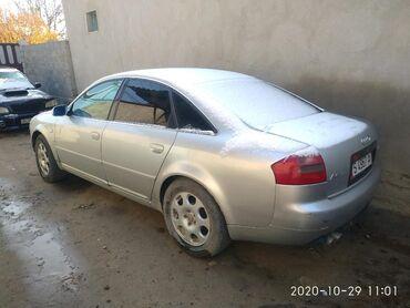 Audi A6 2.4 л. 2002   200 км