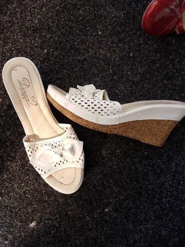 Ženska obuća | Arandjelovac: Papuce od plute vel 39