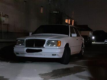 açar - Azərbaycan: Mercedes-Benz E 230 2.3 l. 1990 | 348991 km