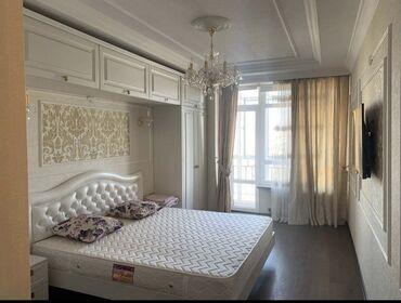 Долгосрочная аренда квартир - 3 комнаты - Бишкек: 3 комнаты, 103 кв. м С мебелью