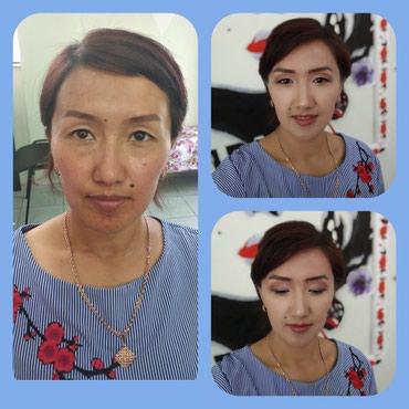 Все виды макияжа Услуга парикмахера Лешмейкер Ногтевой сервис в Бишкек