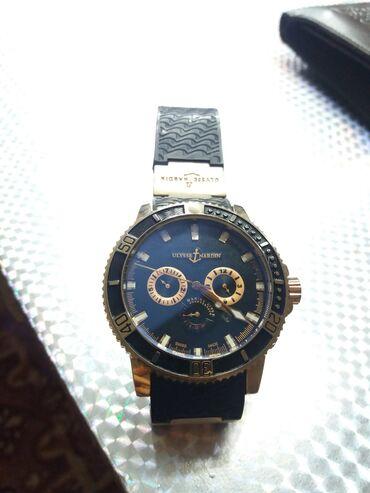 jelitnye chasy ulysse nardin в Кыргызстан: Золотистые Мужские Наручные часы Ulysse Nardin