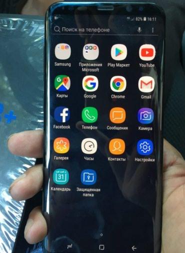 Продаю Samsung s8 plus 64 гб полный комплект, в Бишкек