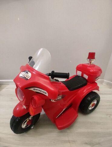 689 объявлений: Продается электрический полицейский мотоцикл почти новый не